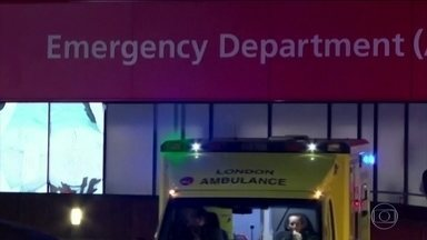 Primeira infecção em Londres liga alerta para casos de coronavírus no Reino Unido - Mulher que voltou da China no fim de semana está internada em hospital no centro da capital britânica. Enquanto isso, no Brasil, nenhum caso foi confirmado - e os repatriados seguem em quarentena até 27 de fevereiro.