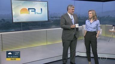 Bom dia Rio - Edição de quinta-feira, 13/02/2020 - As primeiras notícias do Rio de Janeiro, apresentadas por Flávio Fachel, com prestação de serviço, boletins de trânsito e previsão do tempo.