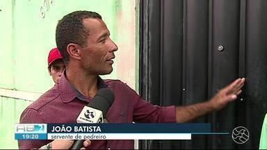 Vice-prefeito de Canhotinho é assassinado a tiros dentro de casa - Vice-prefeito de Canhotinho é assassinado a tiros dentro de casa