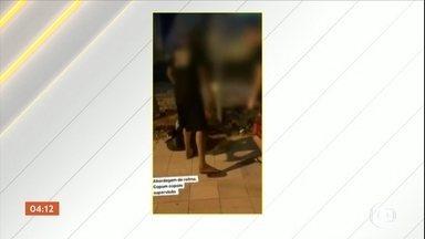 Polícia identifica três jovens que se passavam por agentes civis em Maceió, AL - Polícia identifica três jovens que se passavam por agentes civis em Maceió.