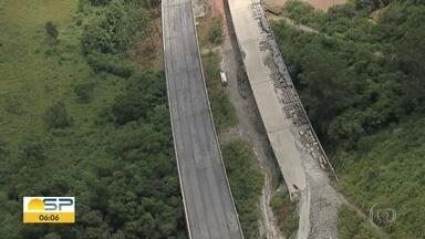 Auditoria do IPT identifica 59 grandes falhas construtivas na obra do Rodoanel Norte - Trecho tem canteiros paralisados desde 2018; IPT aponta 1291 falhas em seis lotes da construção.