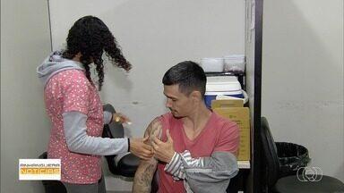 Campanha de vacinação contra o sarampo tem 'Dia D' no sábado (15), em Goiânia - Veja os destaques do Anhanguera Notícias.