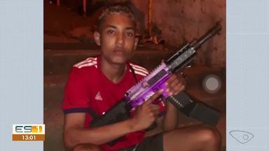Morte de adolescente em comunidade de Vitória pode ser motivação de ataques em Vitória - informação está sendo investigada pela polícia.