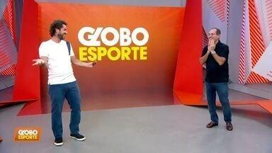 Globo Esporte SP - 14/02/2020 - Sexta-feira - Globo Esporte SP - 14/02/2020 - Sexta-feira