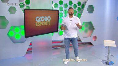 Confira a íntegra da edição do Globo Esporte-PR desta sexta-feira, 14/2 - Confira a íntegra da edição do Globo Esporte-PR desta sexta-feira, 14/2