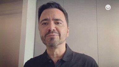 Daniel Ortiz manda recado para João Baldasserini - Autor de 'Salve-se Quem Puder' é só elogios para o Zezinho da novela das sete