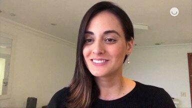 Esposa de João Baldasserini manda mensagem para o ator - Erica é só elogios para o intérprete de Zezinho, de 'Salve-se Quem Puder'