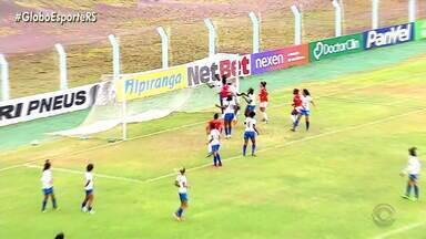 Confira os destaques da dupla Gre-Nal feminina no Brasileirão - Assista ao vídeo.