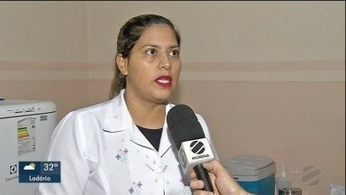 Corumbá e Ladário se mobilizam para dia D contra o sarampo - Nas duas cidades postos de saúde vão abrir aos sábados.