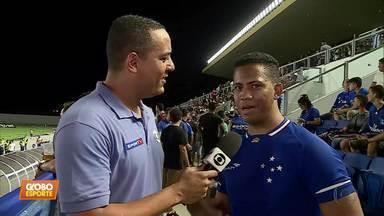 Mais difícil do que parecia: Cruzeiro empata com São Raimundo e avança na Copa do Brasil - Mais difícil do que parecia: Cruzeiro empata com São Raimundo e avança na Copa do Brasil