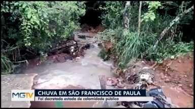 Prefeito decreta estado de calamidade pública após temporal em São Francisco de Paula - O repórter Cléber Correa mostra as atualizações das ações realizadas na cidade após as fortes chuvas.