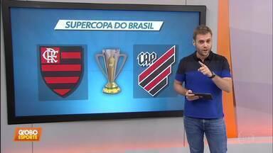 Globo Esporte DF - 14/02/2020 - na íntegra - Globo Esporte DF - 14/02/2020 - na íntegra