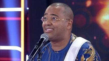 Dudu Nobre encerra o 'Se Joga' com música - Confira