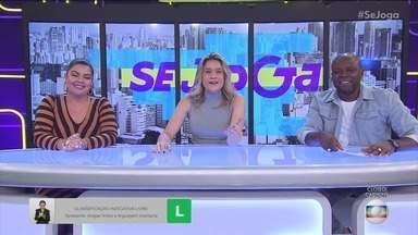 Programa de 14/02/2020 - Fernanda Gentil, Érico Brás e Fabiana Karla comandam programa com a presença de convidados que vão participar das brincadeiras com muito bom humor, diversão e aprendizado.