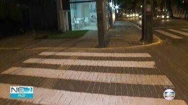 Trânsito muda nas Graças, a partir de sábado (15) - Alterações ocorrerão nas Ruas João Ramos e Esmeraldino Bandeira