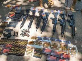 Gaeco faz operação contra tráfico de drogas e venda de armas na região - Grupo enviava armas e drogas para comunidades no Rio de Janeiro.