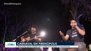 Confira a programação do carnaval de Pirenópolis - O carnaval terá marchinhas e muita animação.