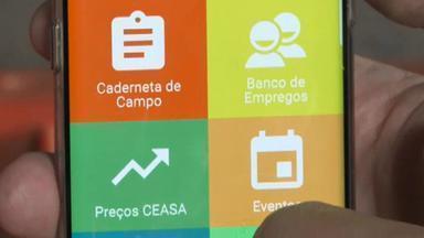 Globo Comunidade DF - Edição de 16/02/2020 - Aplicativo ajuda a rastrear produtos do campo até a entrega. UNB cria soluções para reduzir contaminação e gerar energia no Lixão da Estrutural. Alunos do Gama são premiados com plástico biodegradável, usando casca de laranja.