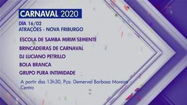 Confira os blocos de carnaval das cidades do interior do Rio - O carnaval não começou oficialmente, mas já tem pré-carnaval rolando em várias cidades. O BDS traz mais detalhes.