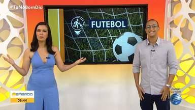 Saiba quais são todas as notícias do esporte aqui na Bahia, deste sábado - Confira.