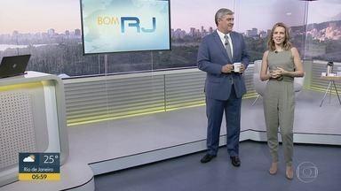 Bom dia Rio - Edição de segunda-feira, 17/02/2020 - As primeiras notícias do Rio de Janeiro, apresentadas por Flávio Fachel, com prestação de serviço, boletins de trânsito e previsão do tempo.