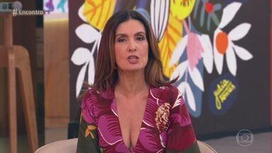 Programa de 18/02/2020 - A apresentadora Fátima Bernardes comanda o programa que mistura comportamento, prestação de serviço, informação, música, entretenimento e muita diversão.
