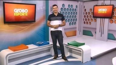 Assista à íntegra do Globo Esporte Triângulo Mineiro - Globo Esporte - TV Integração - 18/02/2020