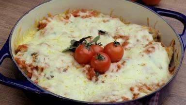 Delícias Italianas - As duplas precisam fazer pratos com o tomate, o ingrediente mais onisciente da cozinha italiana.