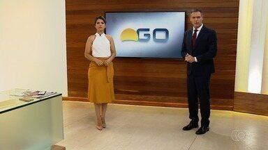 Veja os destaques do Bom Dia Goiás desta quinta-feira (20) - Corpo de gerente de hipermercado é encontrado queimado e enterrado em mata, em Goiás.