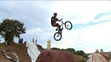 BMX estilo livre vai ser a atração do Verão Espetacular - BMX estilo livre vai ser a atração do Verão Espetacular