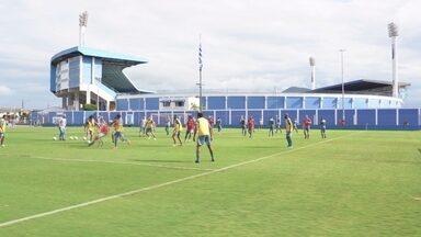 Tecnologia controla distâncias percorridas por atletas de futebol - Tecnologia controla distâncias percorridas por atletas de futebol