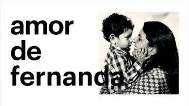 Mãe de Daniel, telespectador de 'Amor de Mãe', é homenageada em 21/02/2020 - undefined