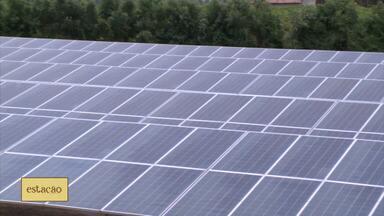 Energia solar chama atenção de muitos produtores rurais - undefined