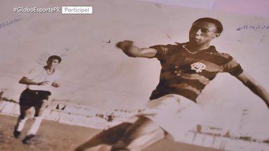 """2º episódio da série """"Olha o futebol aí, gente"""": conheça a história do Mestre Amauri - Um dos fundadores da Escola Mocidade Azul é ex-jogador do Athletico"""