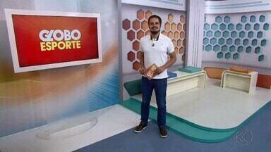 Confira a íntegra do Globo Esporte desta segunda-feira - Globo Esporte - Zona da Mata - 24/02/2020
