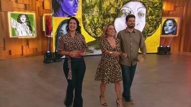 Programa de 25/02/2020 - Mona Lisa Duperron, André Curvello e Cissa Guimarães recebem integrantes das escolas de samba do segundo dia do carnaval da Sapucaí