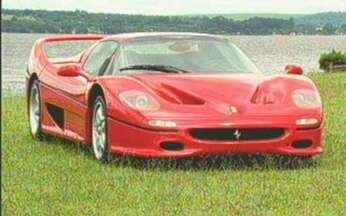 Ferrari F50 - Confira nossa nova galeria dos carros mais rápidos do mundo e vote no melhor!