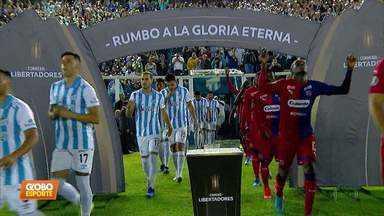 Nos pênaltis, Atletico Tucuman é eliminado pelo Independiente Medellin na Libertadores - Nos pênaltis, Atletico Tucuman é eliminado pelo Independiente Medellin na Libertadores