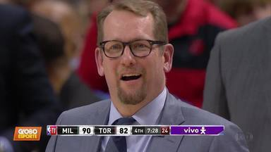 Los Angeles Lakers e Milwaukee Bucks vencem na rodada da NBA - Los Angeles Lakers e Milwaukee Bucks vencem na rodada da NBA