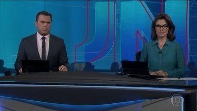 Jornal Nacional, Íntegra 26/02/2020 - As principais notícias do Brasil e do mundo, com apresentação de William Bonner e Renata Vasconcellos.