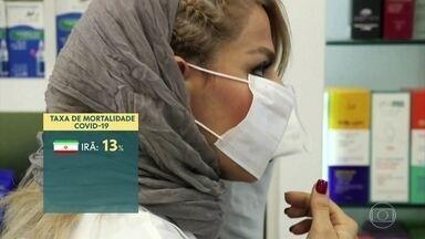 OMS confirma casos do novo coronavírus em todos os continentes, menos na Antártica - De ontem para hoje, o número de casos na Itália deu um salto, aumentou 25%. São mais de 500 em todo o país.