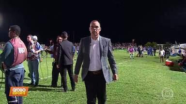 Atlético-MG dá vexame, é eliminado da Copa do Brasil e anuncia demissões no clube - Atlético-MG dá vexame, é eliminado da Copa do Brasil e anuncia demissões no clube