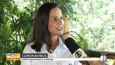 Coordenadora da Vigilância Epidemiológica fala sobre prevenção ao coronavírus - Ministério da Saúde divulgou que apenas um caso foi confirmado no país, de um morador de São Paulo que tem 61 anos e esteve na Itália.