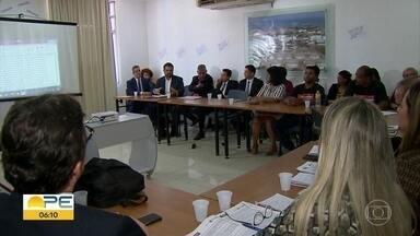 Problemas no metrô do Recife viram pauta de audiência pública - Procon discutiu com representantes da CBTU o motivo pelo qual o metrô quebra tanto.