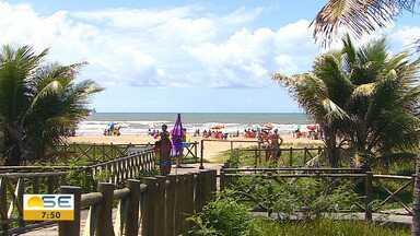 As praias da capital sergipana são os destaques da Dica da Mi desta semana - As praias da capital sergipana são os destaques da Dica da Mi desta semana.