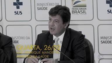 Ministério da Saúde recomenda que gaúchos evitem rodas de chimarrão - Veja como a população recebeu a notícia.