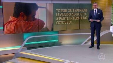 Veja cuidados indicados pela OMS para se proteger contra o coronavírus - Especialistas dizem que o cuidado maior tem que ser com as mãos