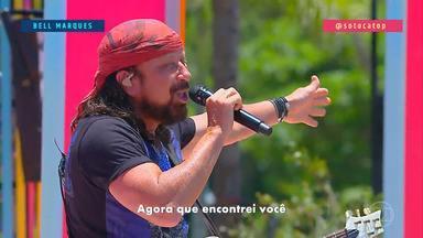 Programa de 29/02/2020 - Mumuzinho, Ludmilla, Bell Marques, Pixote, Maiara e Maraísa e Armandinho agitam o SóTocaTop Verão deste sábado