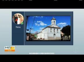 Veja as mensagens enviadas pelo telespectadores no MG1 - Telespectadores enviam fotos, vídeos e mensagens.