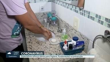 Novo balanço de casos suspeitos de coronavírus no Rio será divulgado nesta segunda (2) - A principal recomendação das autoridades e dos especialistas em saúde para evitar o avanço da doença é focar na higiene.